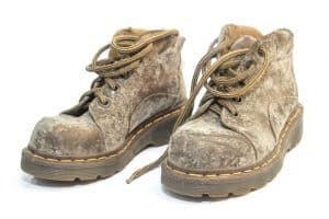 How to Remove Mold from Shoes