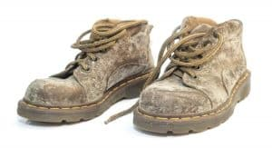 Smelly Work Boots