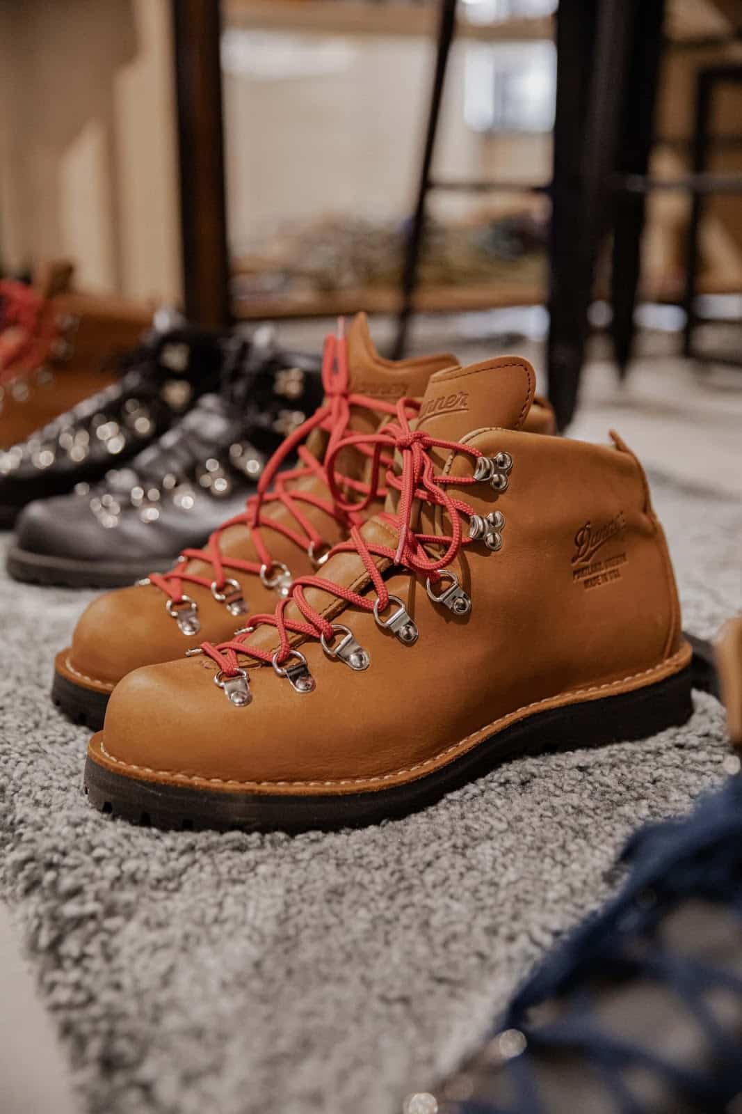 Well made boots